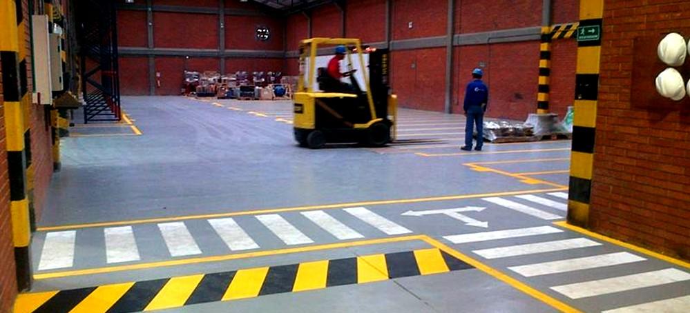 Resultado de imagen para zonas de peatones industrial